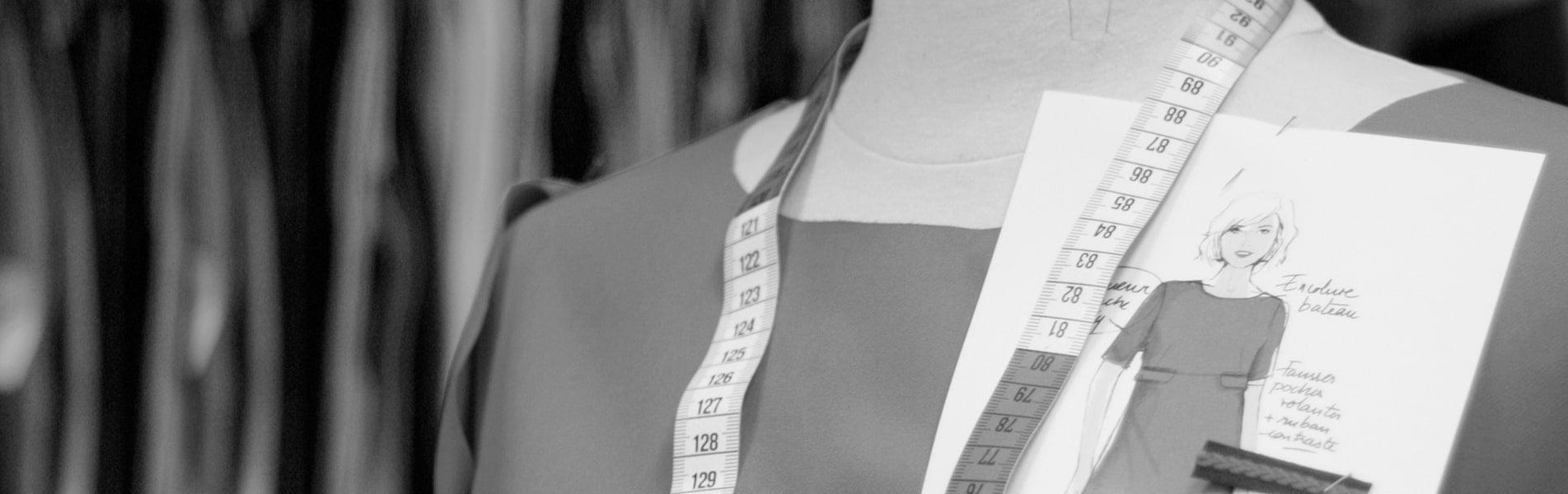 mannequin couture mètre