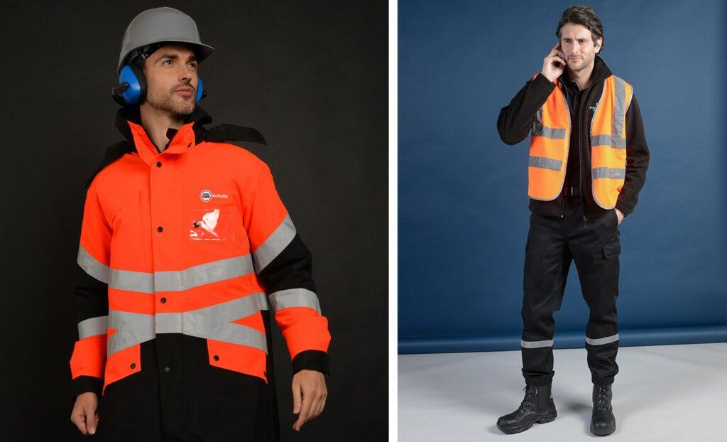 tenue EPI protection visibilité